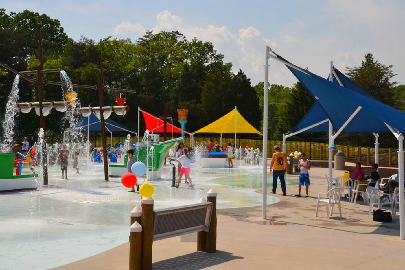 JPMF Splash Park