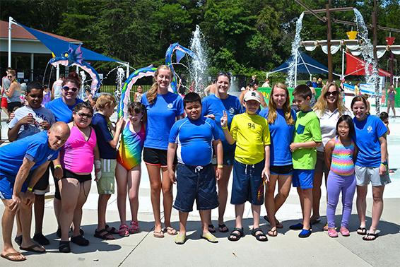 Volunteer as a JPMF Swim Buddy
